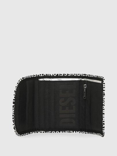Diesel - YOSHINO VERT, Green Camouflage - Small Wallets - Image 3