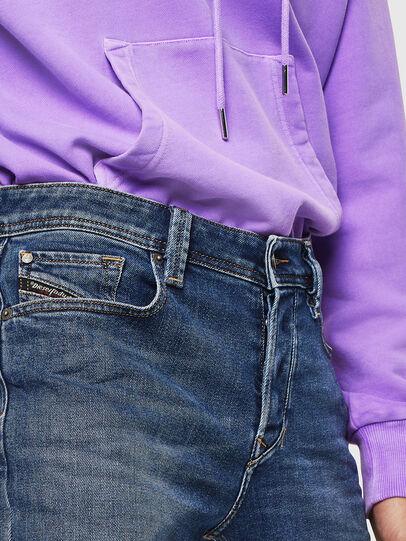 Diesel - Larkee-Beex 0096E, Medium blue - Jeans - Image 3