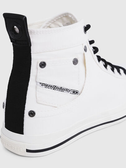 Diesel - EXPOSURE I, White/Black - Sneakers - Image 5