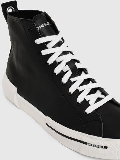 Diesel - S-DESE MID CUT, Black - Sneakers - Image 4