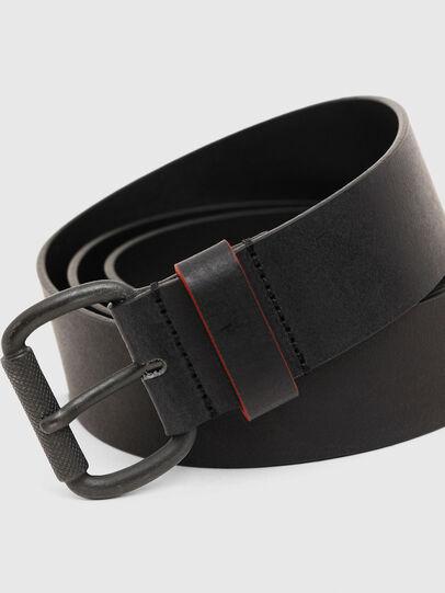 Diesel - B-DIVISION, Black - Belts - Image 2