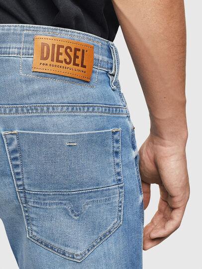 Diesel - Thommer 069MN, Light Blue - Jeans - Image 4