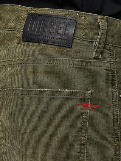 Diesel - D-Macs 069PT, Military Green - Jeans - Image 4