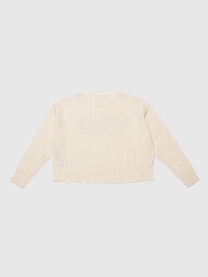 Diesel - KLUREXY, White - Knitwear - Image 2