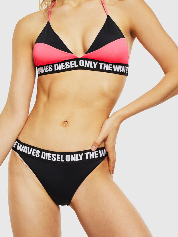 BFPN-NICELA, Black/Pink - Panties