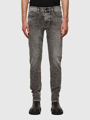 D-Strukt 009KA, Light Grey - Jeans