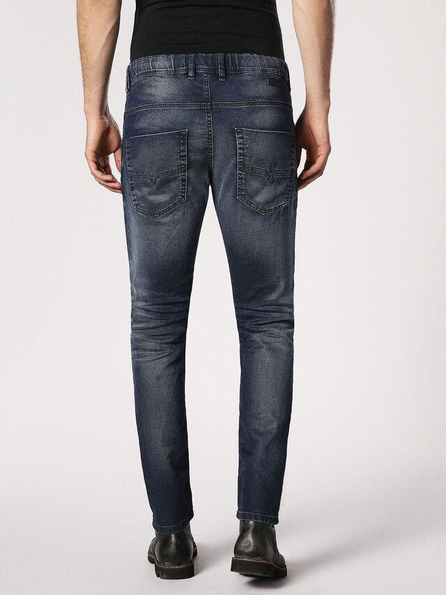 Diesel - Krooley JoggJeans 0683Y, Dark Blue - Jeans - Image 3