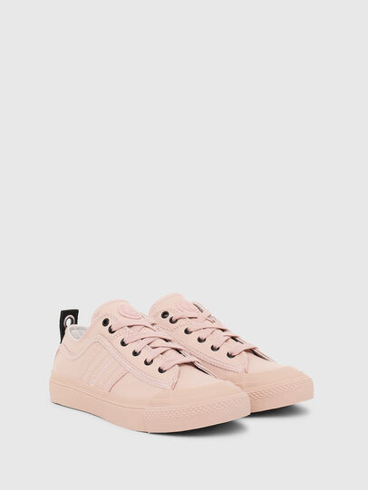 Diesel - S-ASTICO LOW LACE W, Pink - Sneakers - Image 2