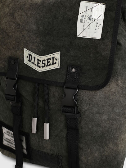Diesel - VOLPAGO BACK, Black - Backpacks - Image 4