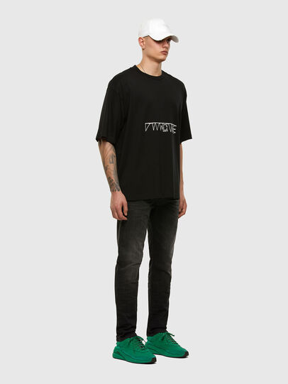 Diesel - D-Yennox 009EN, Black/Dark grey - Jeans - Image 5