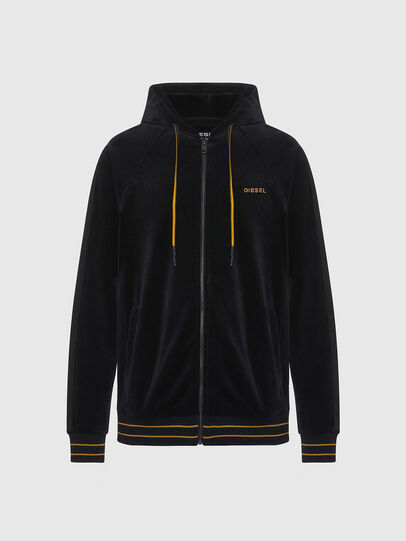 Diesel - UMLT-BRIANZ, Black - Sweaters - Image 1