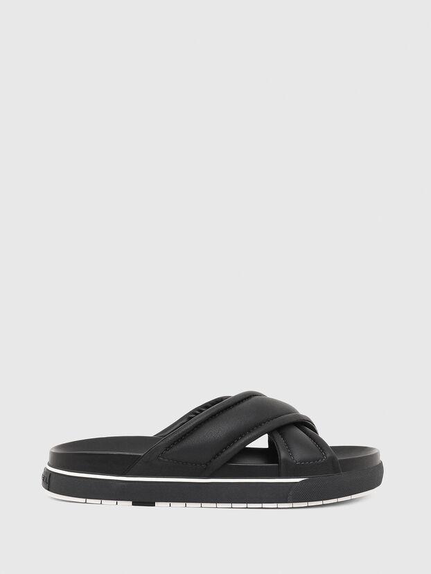 SA-GRAND X, Black - Sandals