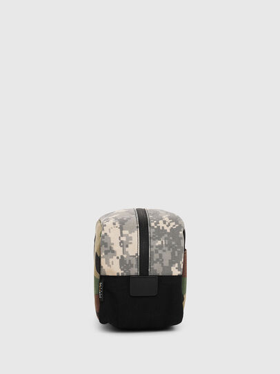 Diesel - POUCHH, Green Camouflage - Bijoux and Gadgets - Image 3
