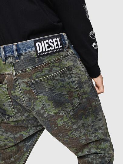 Diesel - D-Vider 0078E, Medium blue - Jeans - Image 7
