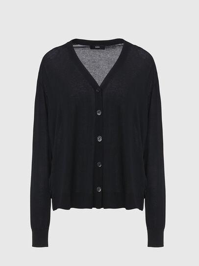 Diesel - M-PALMER, Black - Knitwear - Image 1