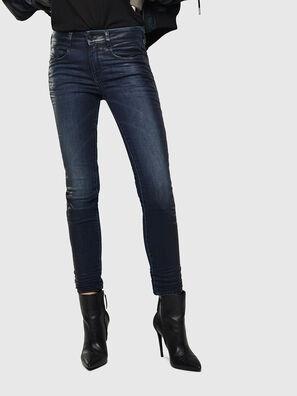 D-Ollies JoggJeans 069JY, Dark Blue - Jeans