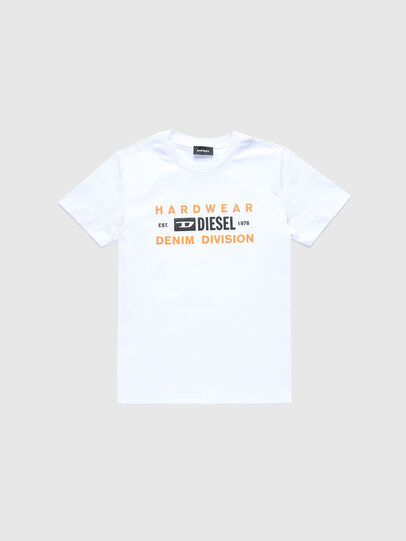 Diesel - TDIEGOSK32, White - T-shirts and Tops - Image 1