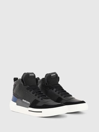 Diesel - S-DESE MG MID, Black - Sneakers - Image 2