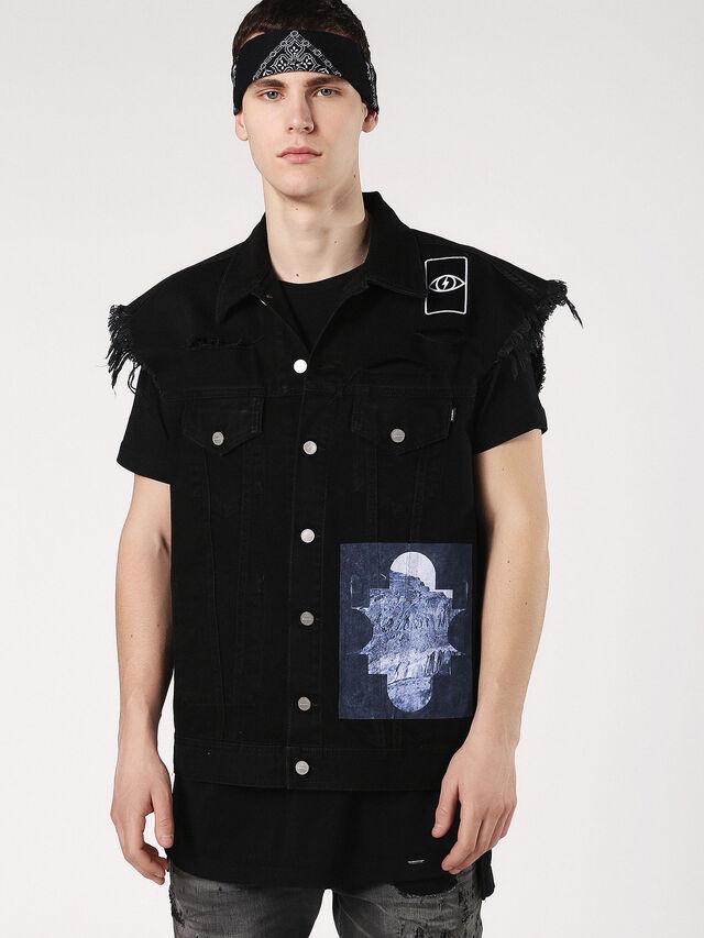 D-VINNY, Black Jeans