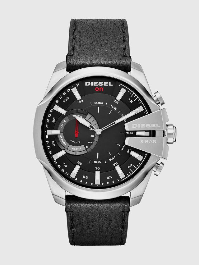 Diesel - DT1010, Black - Smartwatches - Image 2