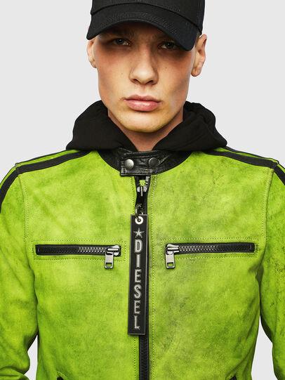 Diesel - L-BOY-A,  - Leather jackets - Image 5