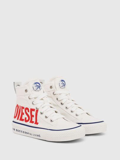 Diesel - SN MID 07 MC YO, White - Footwear - Image 2