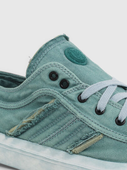 Diesel - S-ASTICO LOW LACE, Water Green - Sneakers - Image 5