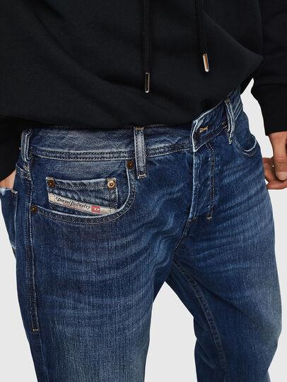 Diesel - Zatiny 008XR, Dark Blue - Jeans - Image 3