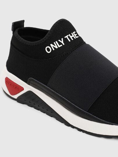 Diesel - S-KB SOE, Black - Sneakers - Image 4