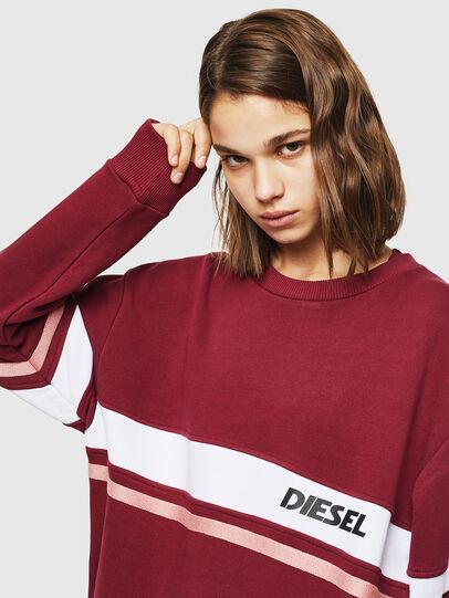 Diesel - UFLT-PHYLO, Bordeaux - Sweaters - Image 3