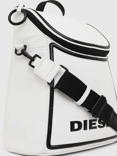 Diesel - SPYNEA, White/Black - Backpacks - Image 4