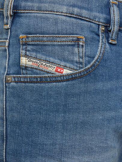 Diesel - D-Yennox 009EK, Light Blue - Jeans - Image 4