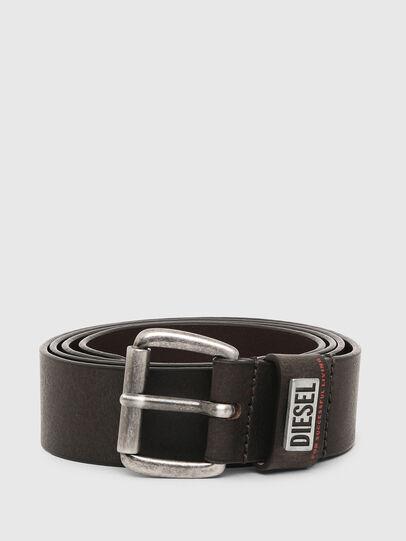 Diesel - B-LOGIN, Brown - Belts - Image 1