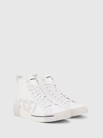 Diesel - S-DESE MID CUT, White - Sneakers - Image 2