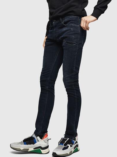 Diesel - Tepphar 069GM, Black/Dark grey - Jeans - Image 4
