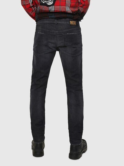 Diesel - Buster 082AS, Black/Dark grey - Jeans - Image 2
