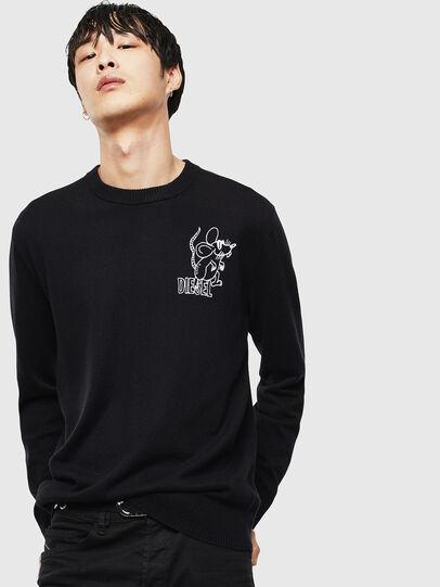 Diesel - CL-K-DEBNAM,  - Knitwear - Image 1