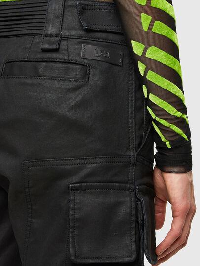 Diesel - D-Kiki JoggJeans® 069TU, Dark Blue - Jeans - Image 5