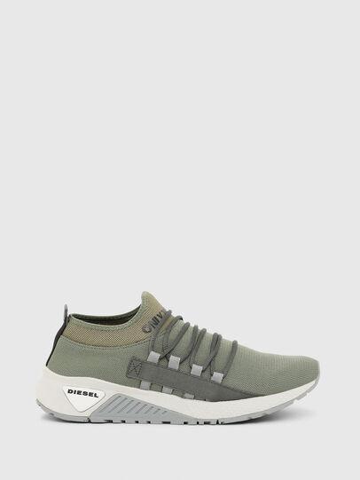 Diesel - S-KB SLG, Olive Green - Sneakers - Image 1