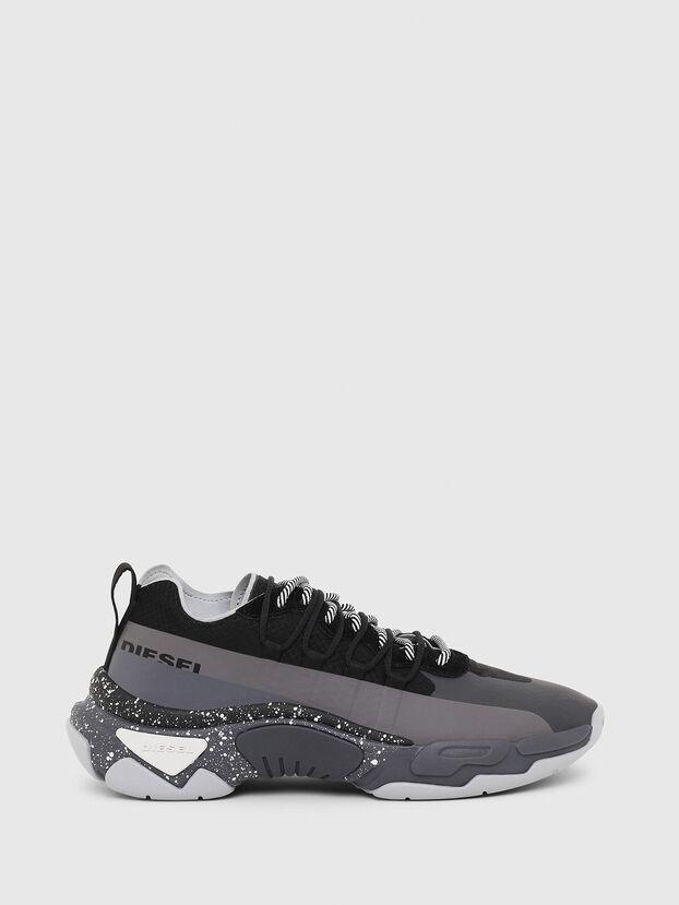 S-KIPPER BAND, Gray/Black - Sneakers