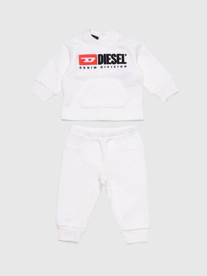Diesel - SERREDIV-SET-NB, White - Jumpsuits - Image 1