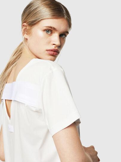 Diesel - D-YLY, White - Dresses - Image 4