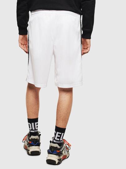 Diesel - P-HITOSHI-S1, White - Shorts - Image 2
