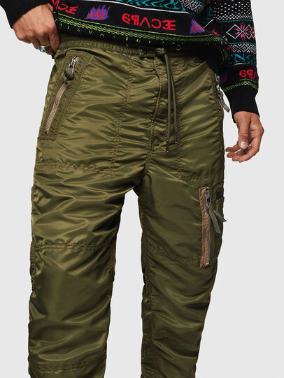 Diesel - P-LEVOKI, Military Green - Pants - Image 3