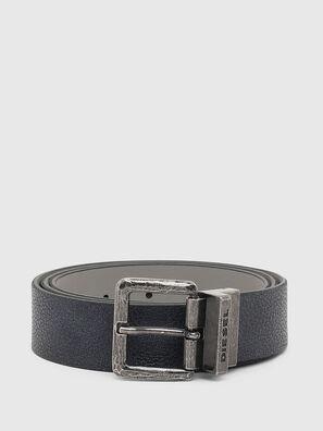 B-DOUBLEX, Blue - Belts
