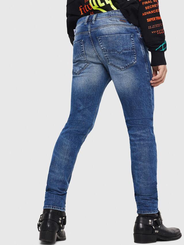 Diesel - Tepphar 081AQ, Medium blue - Jeans - Image 2