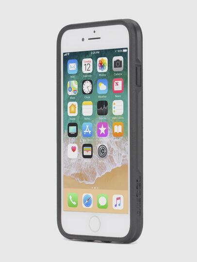Diesel - MOHICAN HEAD DOTS BLACK IPHONE 8 PLUS/7 PLUS/6s PLUS/6 PLUS CASE, Black - Cases - Image 3