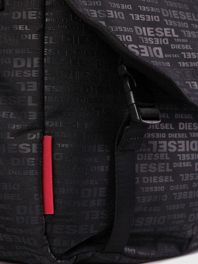 F-DISCOVER MESSENGER, Black/Red