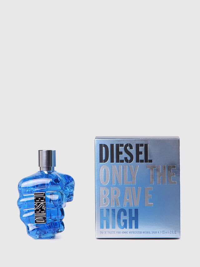 Diesel ONLY THE BRAVE HIGH  125ML, Blue - Only The Brave - Image 2