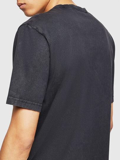 Diesel - T-JUST-B2, Black - T-Shirts - Image 4